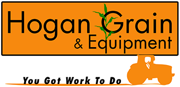 Hogan Grain, Inc. Logo